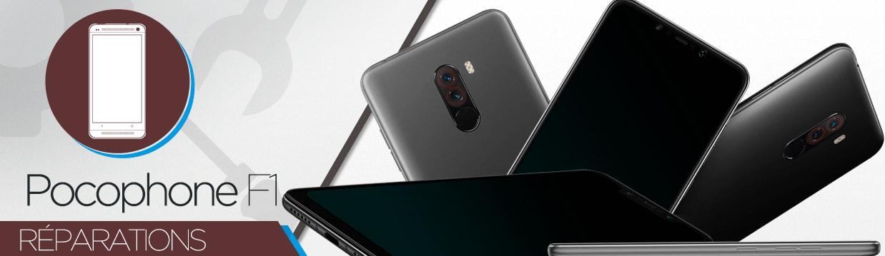 Réparation Xiaomi Pocophone F1