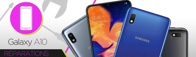 Réparation Samsung Galaxy A10 (A105F)