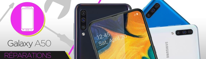Réparation Samsung Galaxy A50 (A505F)