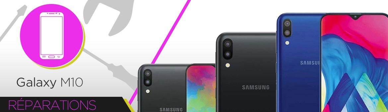 Réparation Samsung Galaxy M10 (M105F)