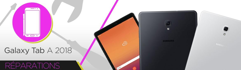 Réparation Samsung Galaxy Tab A 2018 SM-T590