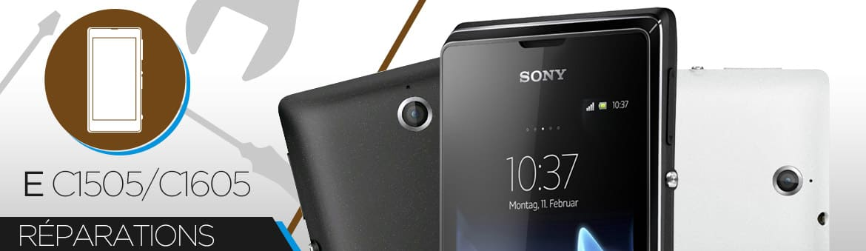 Réparation Sony Xperia E (C1505/C1605)