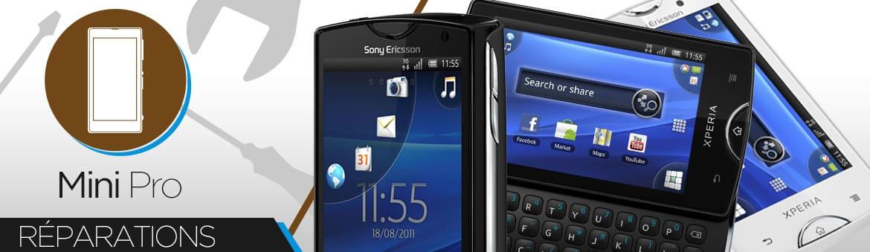 Réparation Sony Xperia Mini Pro (SK17i)