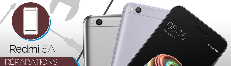 Réparation Xiaomi Redmi 5A