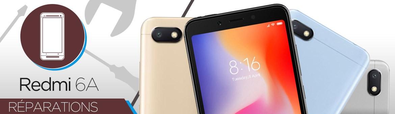 Réparation Xiaomi Redmi 6A
