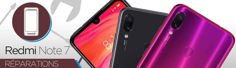 Réparation Xiaomi Redmi Note 7
