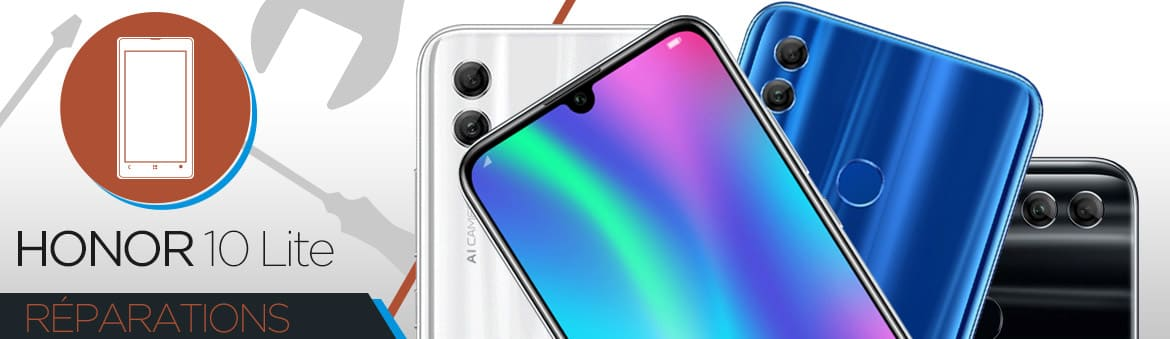Réparation Huawei Honor 10 Lite