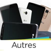 reparation autres smartphone LG