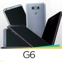 reparation smartphone lg g6