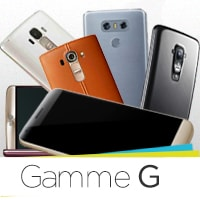reparation smartphone lg serie g