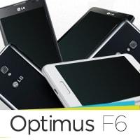 reparation smartphone lg optimus f6