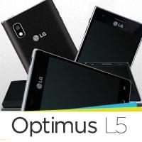 reparation smartphone lg optimus l5 e610
