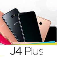 Bannieres reparation samsung galaxy j4 plus