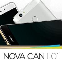reparation smartphone Huawei nova can l01