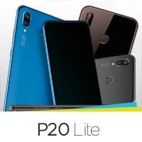 reparation smartphone huawei p 20 lite