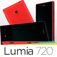 reparation smartphone nokia lumia 720