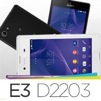 reparation smartphone sony xperia e3 d2203