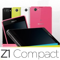 reparation smartphone sony xperia z1 compact