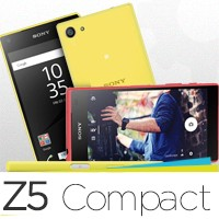 reparation smartphone sony xperia z5 compact