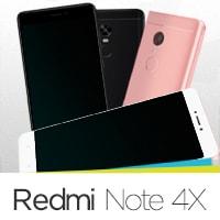 reparation smartphone Xiaomi REDMI NOTE 4X