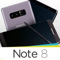 reparation smartphone samsung galaxy note8