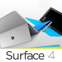 Reparation tablette reparation microsoft surface 4