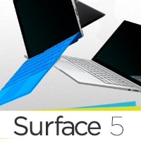 Reparation tablette reparation microsoft surface 5